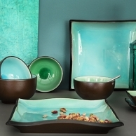 Glassy Turquoise