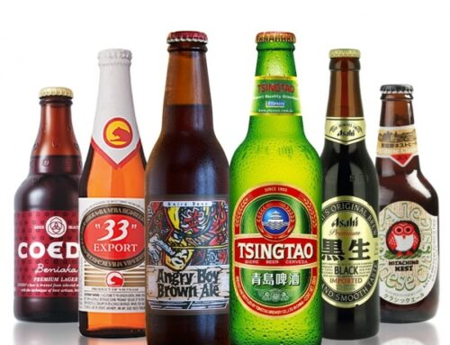 Top 10 Asian beers